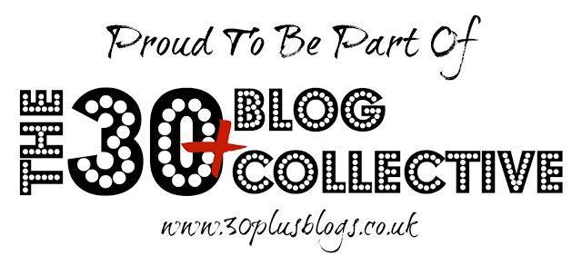 30 Plus Blog Collective Blog button Floralesque