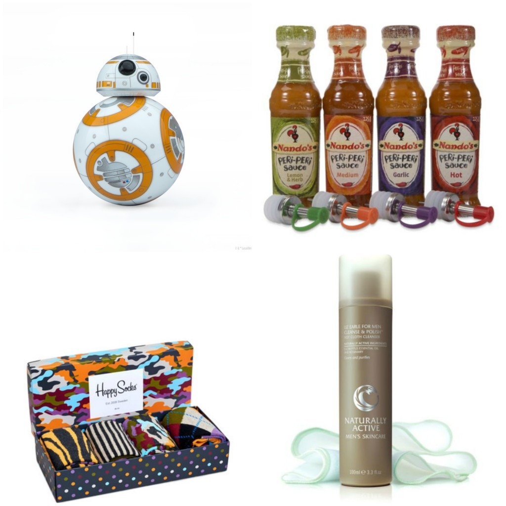 Floralesque Christmas Gift Guide for Him 2015