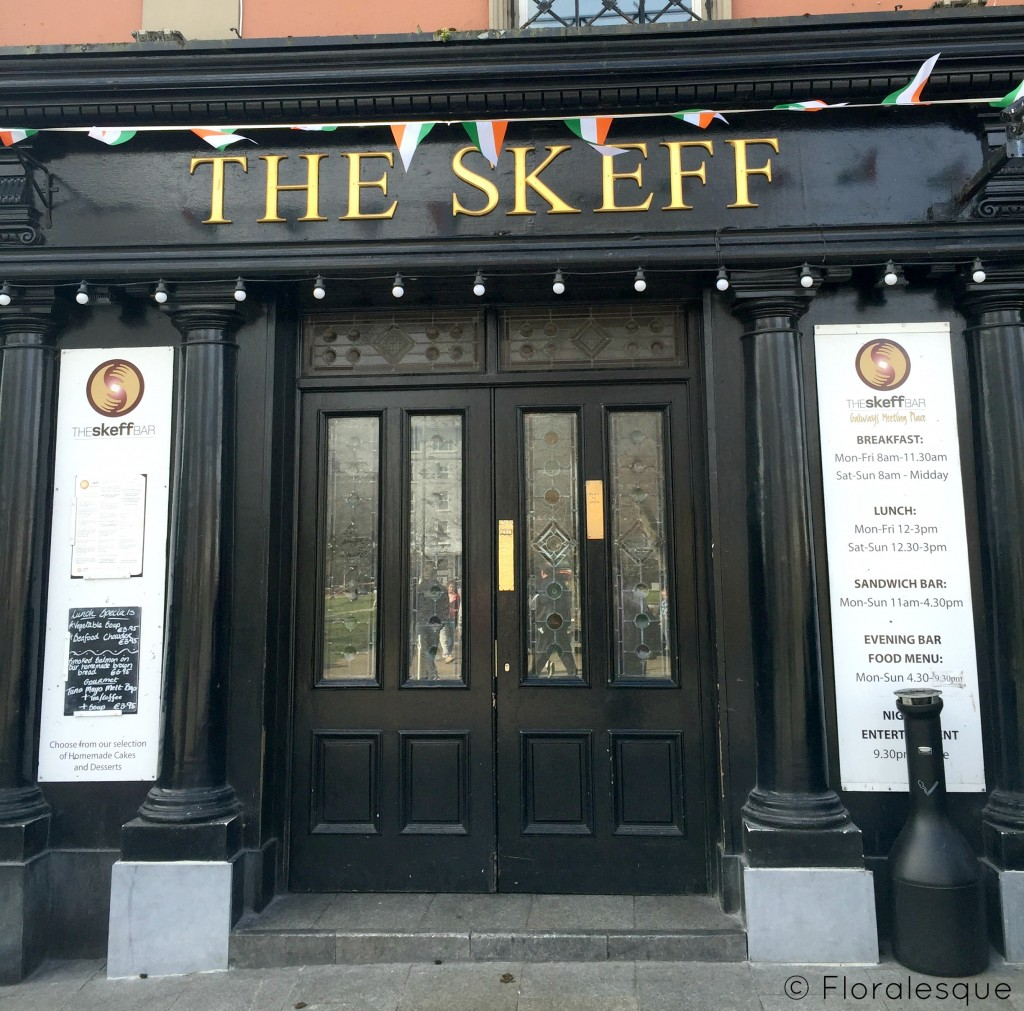 The Skeff Bar Galway Floralesque