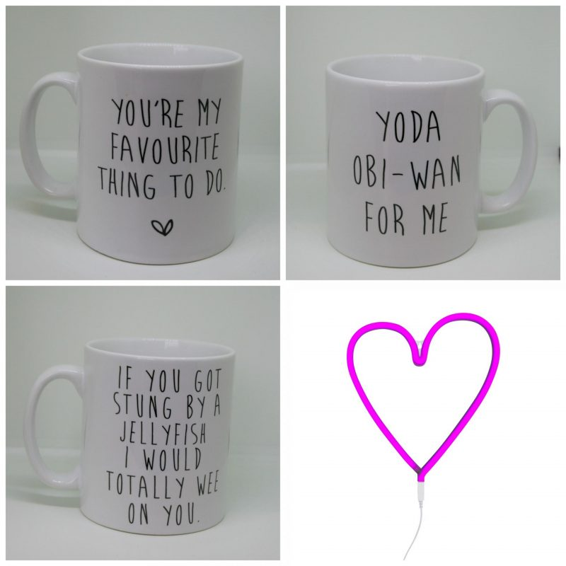 Fun Valentine's Day Gifts for Him and Her