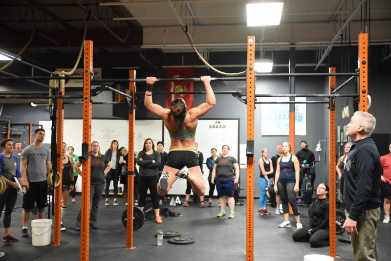 Second time lucky with Crossfit?