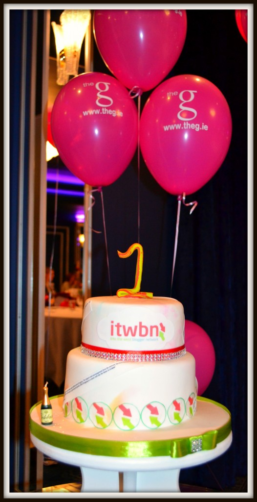 ITWBN Birthday Cake