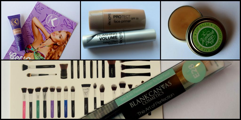 Isa Dora Blank Canvas Cosmetics Karora Handemade Soap Company