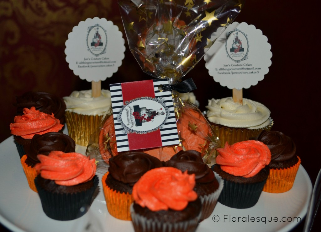 Jens Couture Cakes Treats Cupcakes