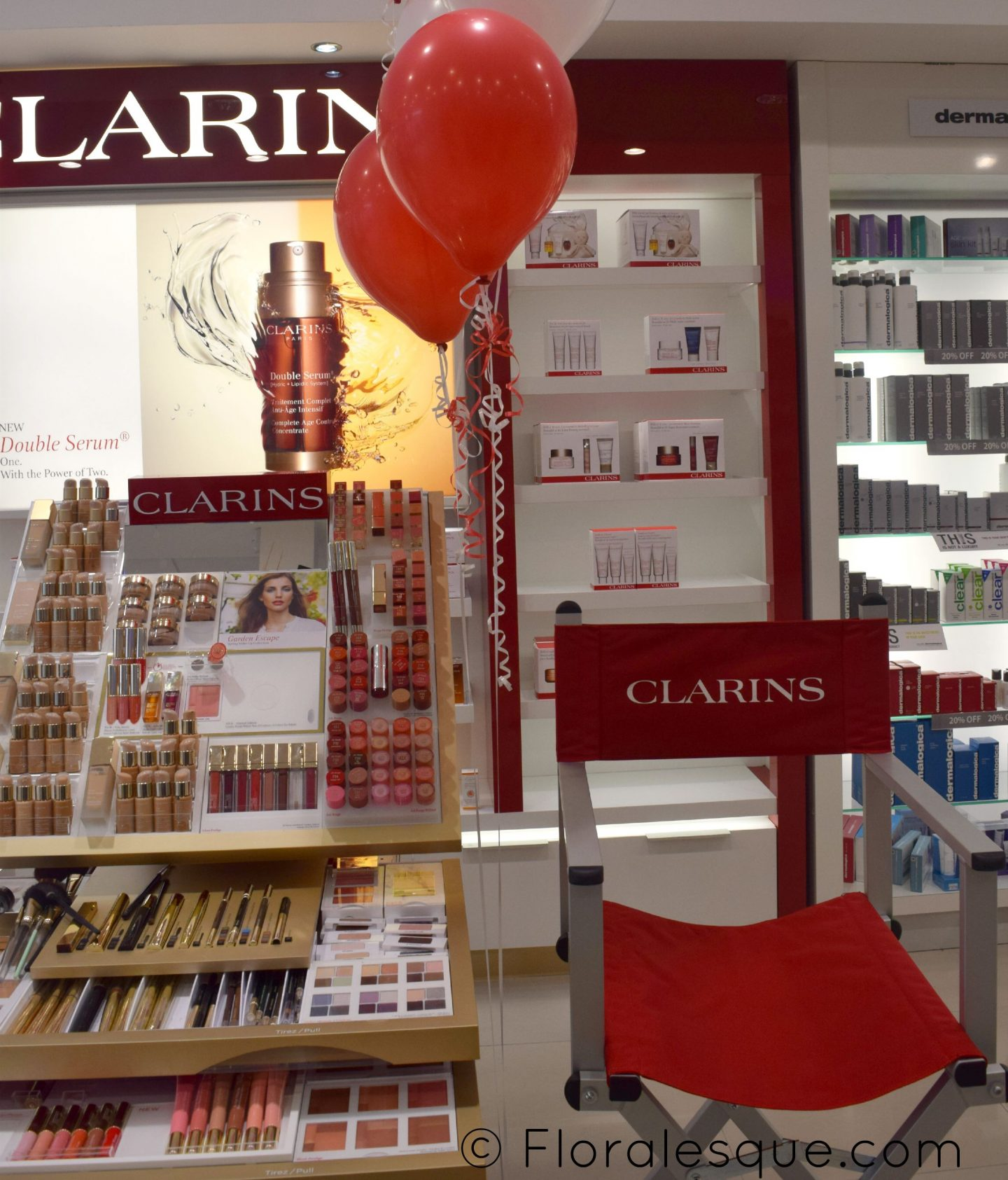 Clarins Launch at McSharry's Pharmacy