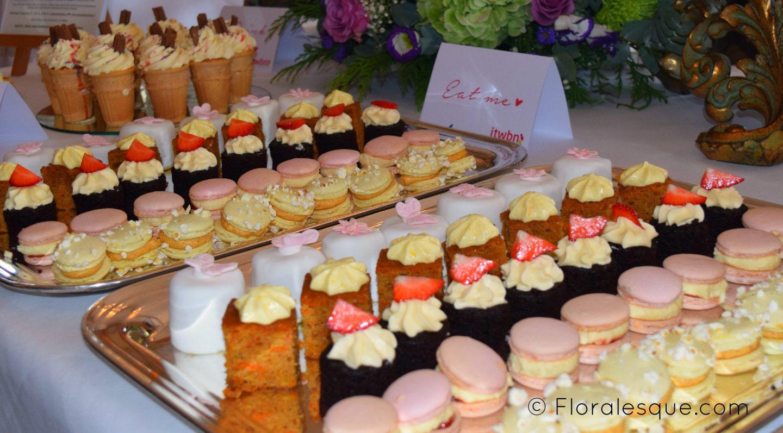 Afternoon Tea, Macroons, Cake, ITWBN,