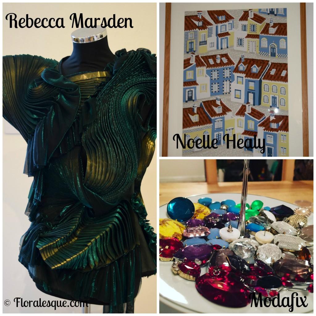 Sligo Design Week. Floralesque. Noelle Healy. Rebecca Marsden. Modafix