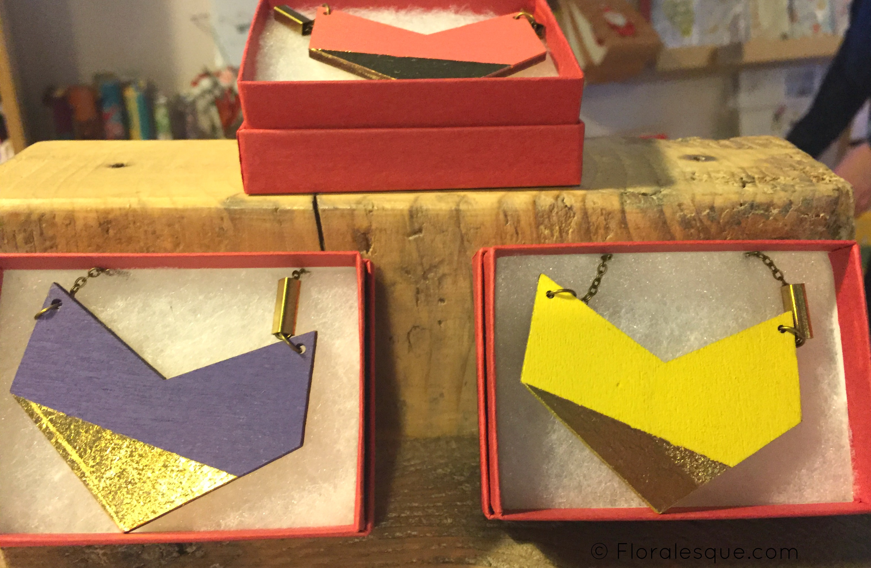 Floralesque Jewellary Handmade Shells Litttle Shop 2
