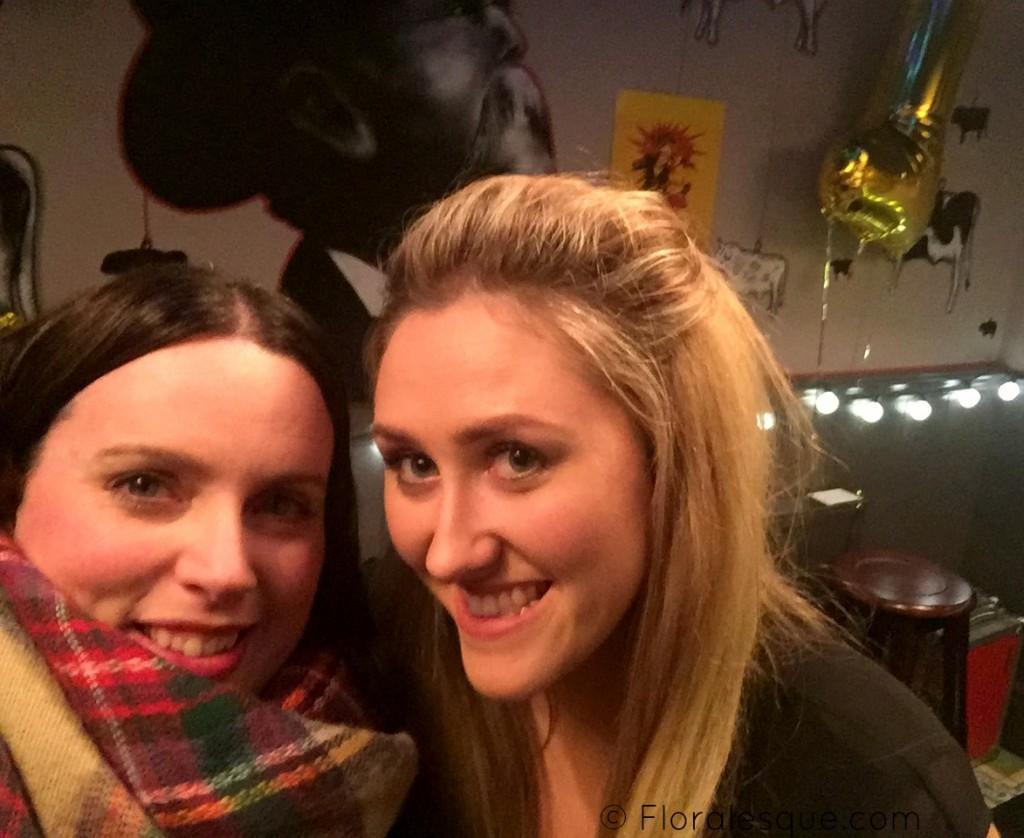 Snapchat Bridies Bridie Brunch Floralesque Selfie