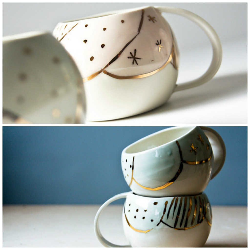 KaroArt Cups Floralesque Christmas Gift Guide