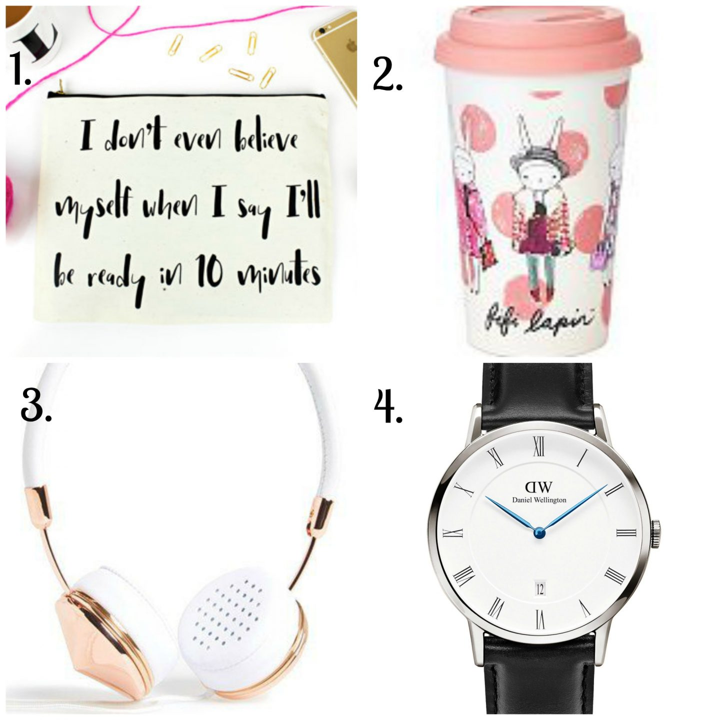 GIFT GUIDE FOR BLOGGERS