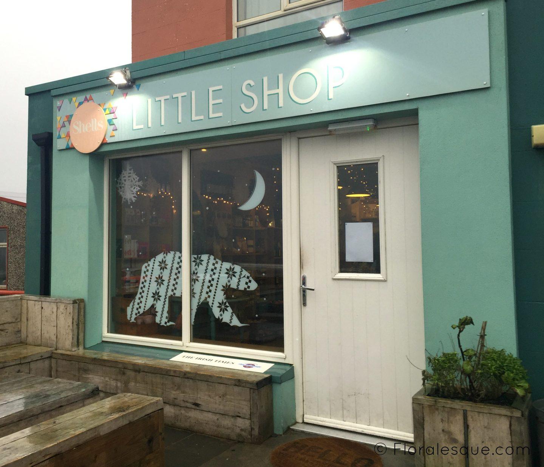 Shells Little Shop Floralesque 2