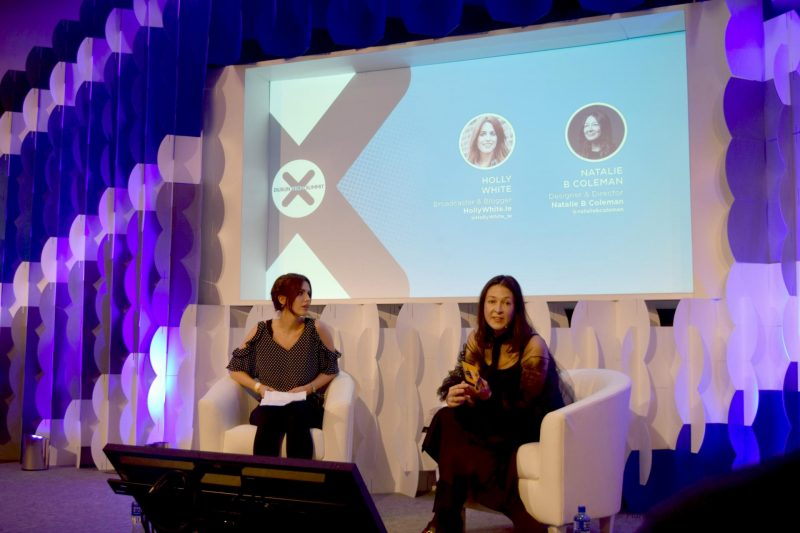 Holly White in conversation with Designer Natalie Coleman