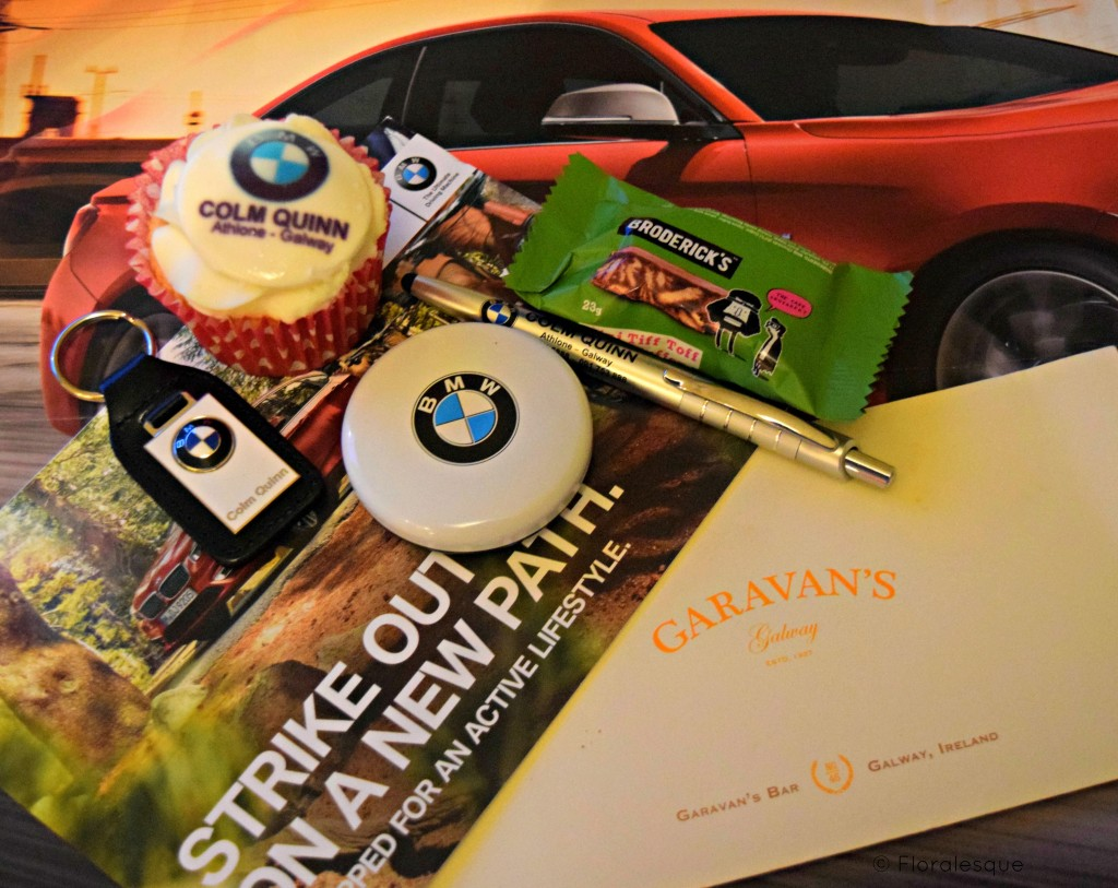BMW Blogger Breakfast with Galway Now Magazine Floralesque