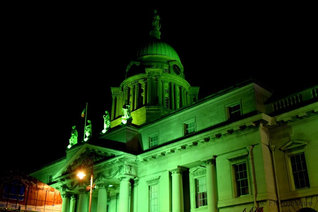 Dublin goes Green Floralesque