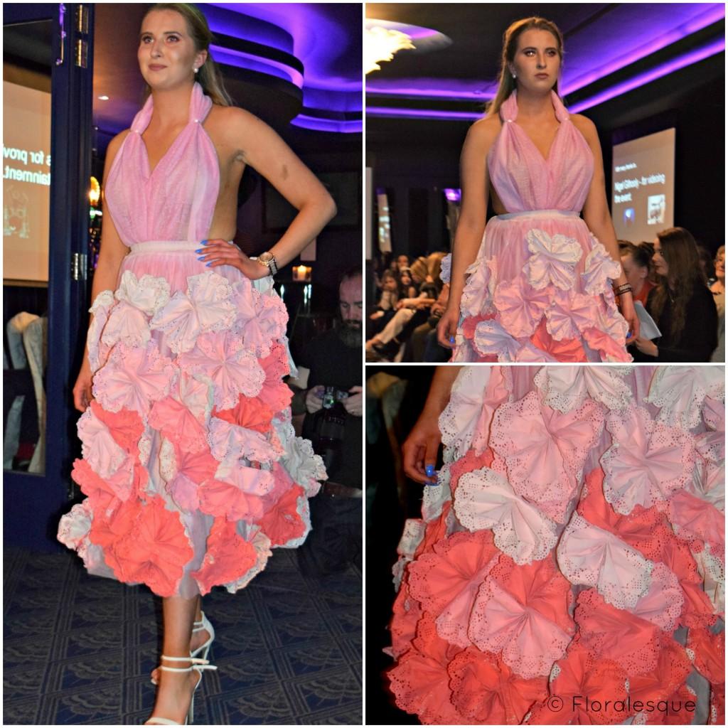 GTI College Fashion Fiesta Show Floralesque 1