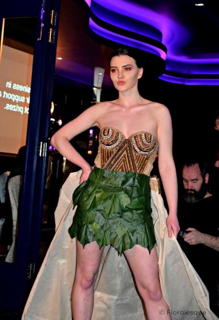 GTI College Fashion Fiesta Show Floralesque