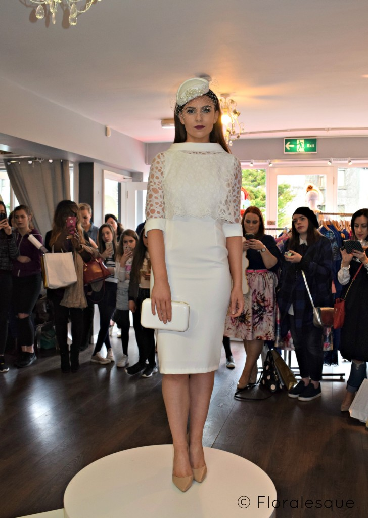 Galway Fashion Trail 2016 Floralesque dont call me dear