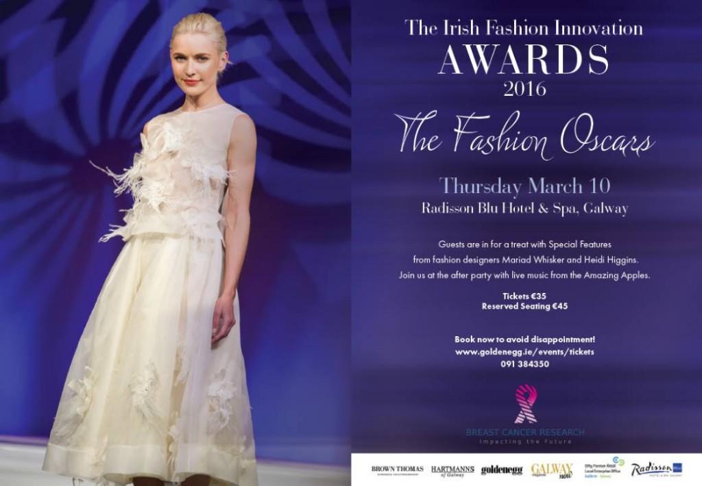 ITWBN Irish Fashion Innovation Awards 2016 Floralesque