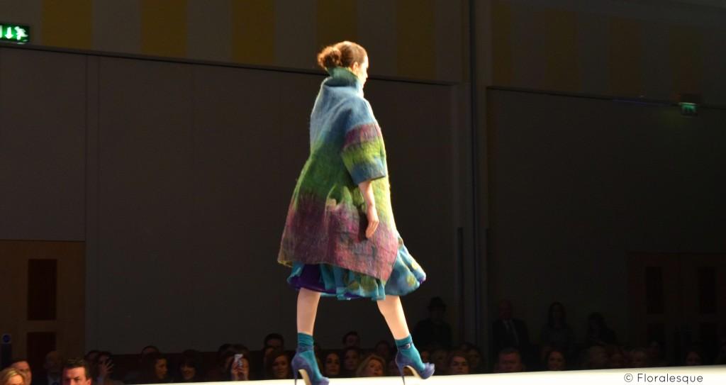 Irish Fashion Innovation Awards 2016 Floralesque