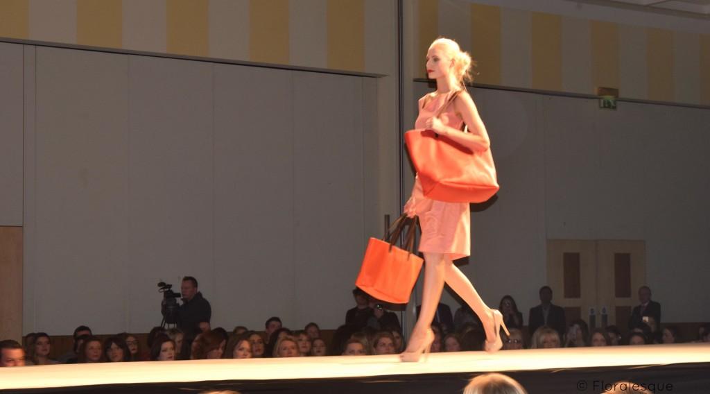 Irish Fashion Innovation Awards Floralesque Dee Mangan of Kinsale Leather