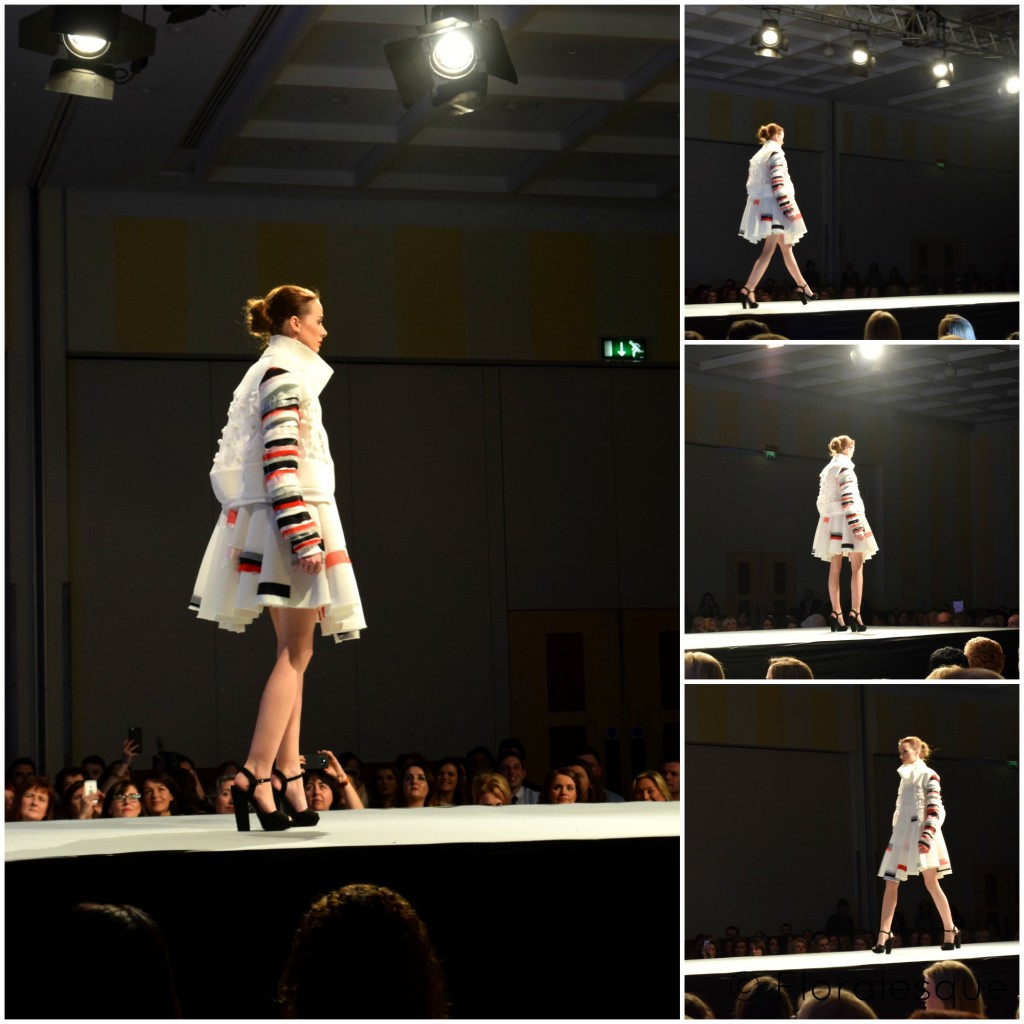 Irish Fashion Innovation Awards Floralesque Etain Grant