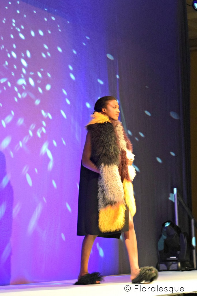 Irish Fashion Innovation Awards Floralesque Giovanna Borza