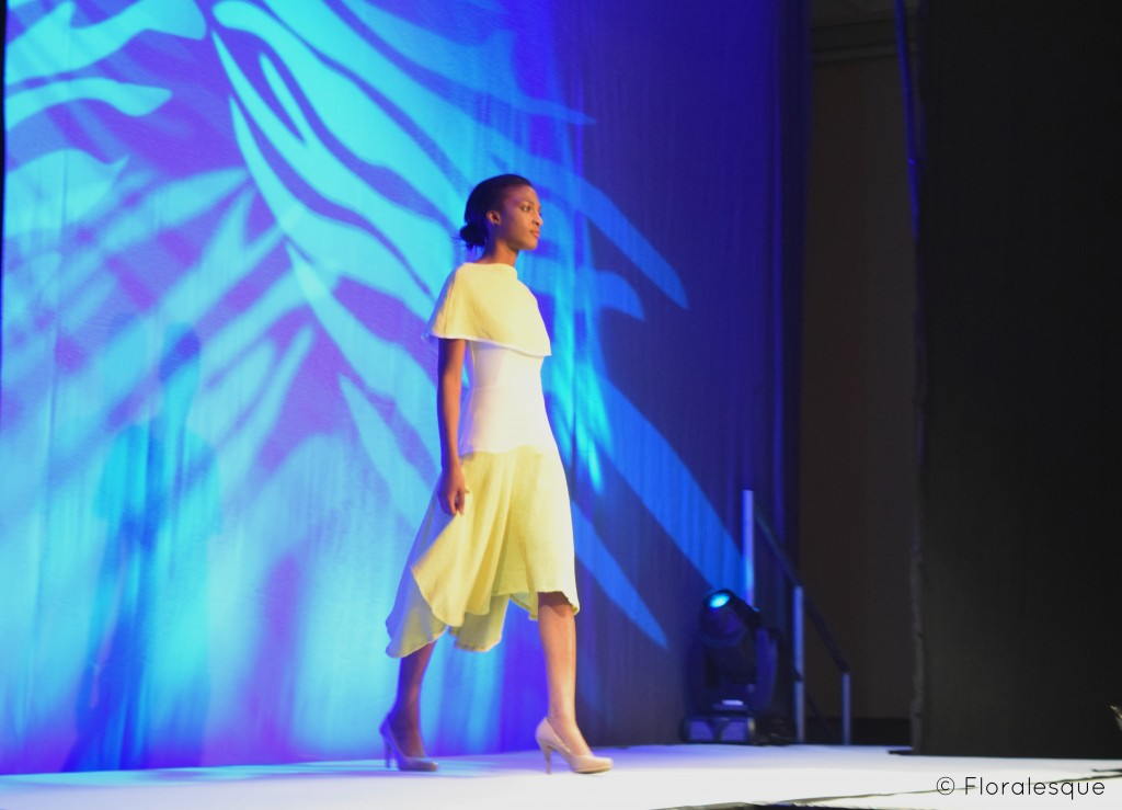 Irish Fashion Innovation Awards Floralesque Kymaia .
