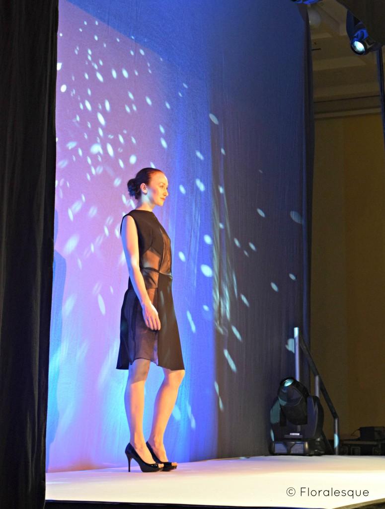 Irish Fashion Innovation Awards Floralesque Kyree Forrest