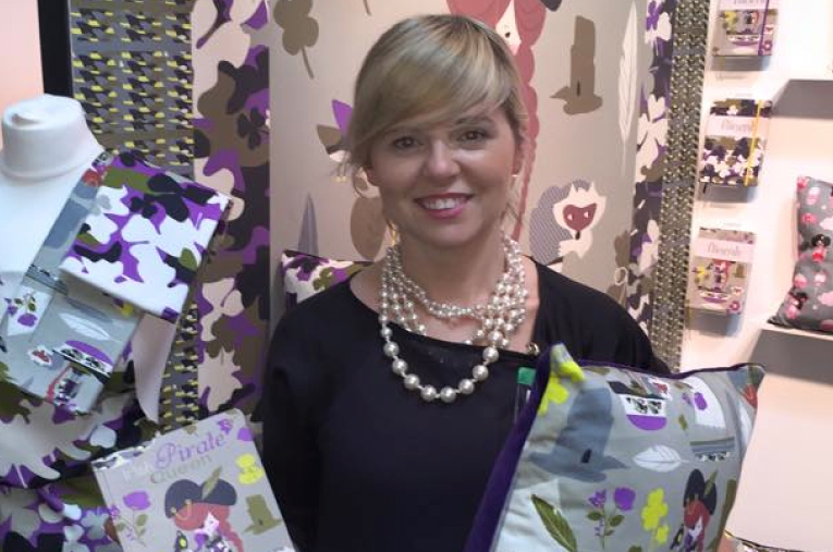 Niamh Fitzsimons Designs interview for Floralesque