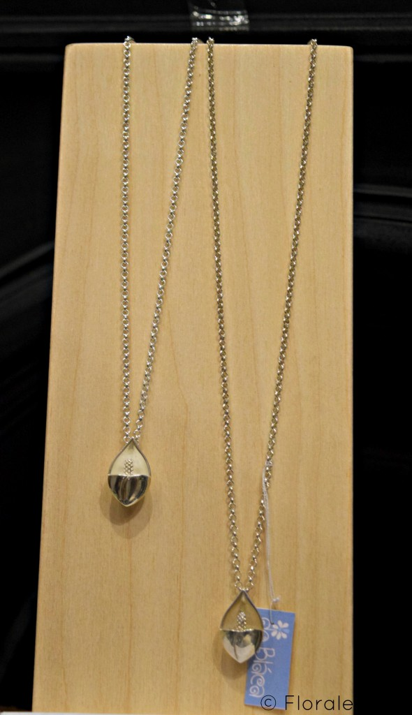 deBlaca Jewellery Launch 1916 Easter Lily . Floralesque..