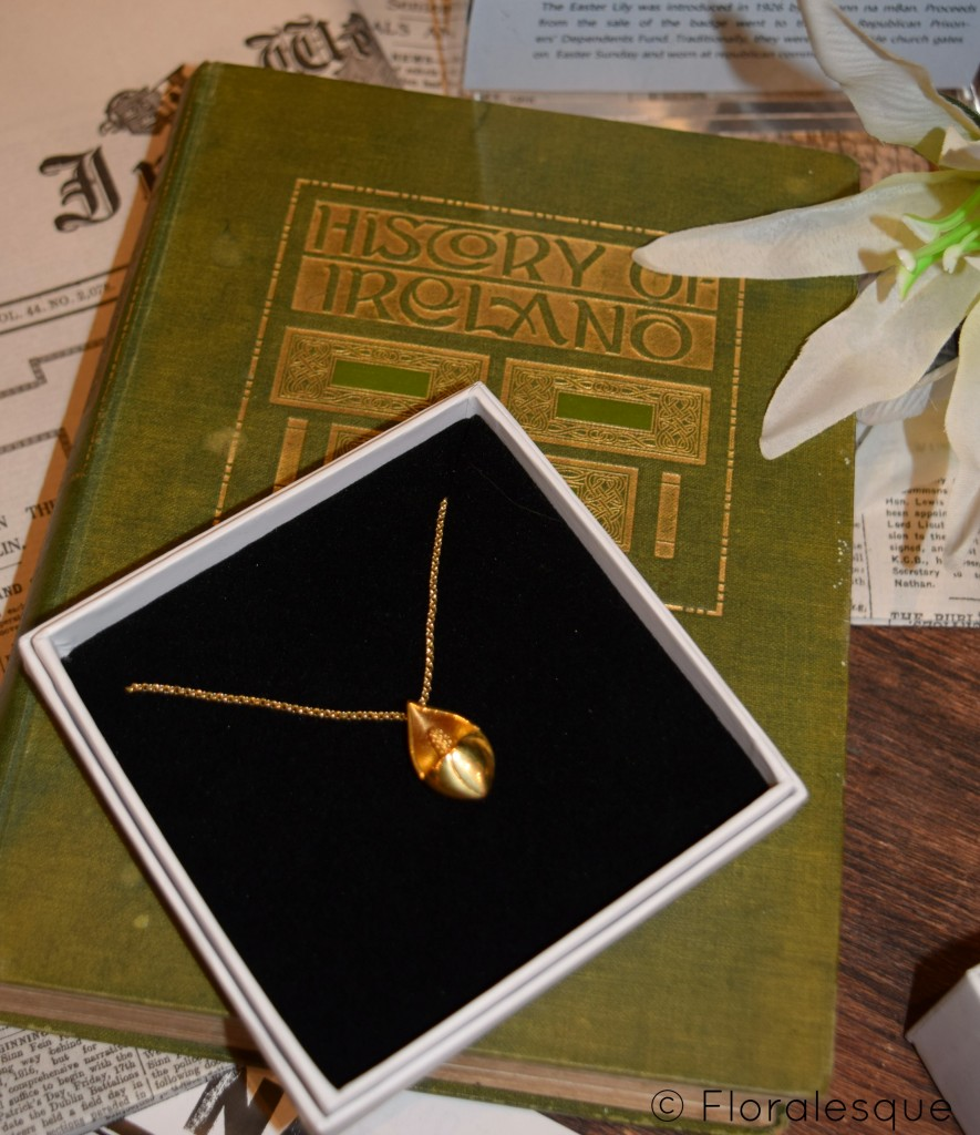 deBlaca Jewellery Launch 1916 Easter Lily Floralesque lily