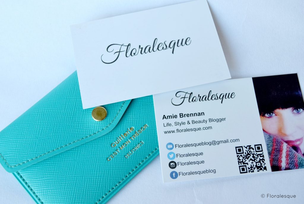 Do you really need blogger business cards floralesque do you really need blogger business cards colourmoves
