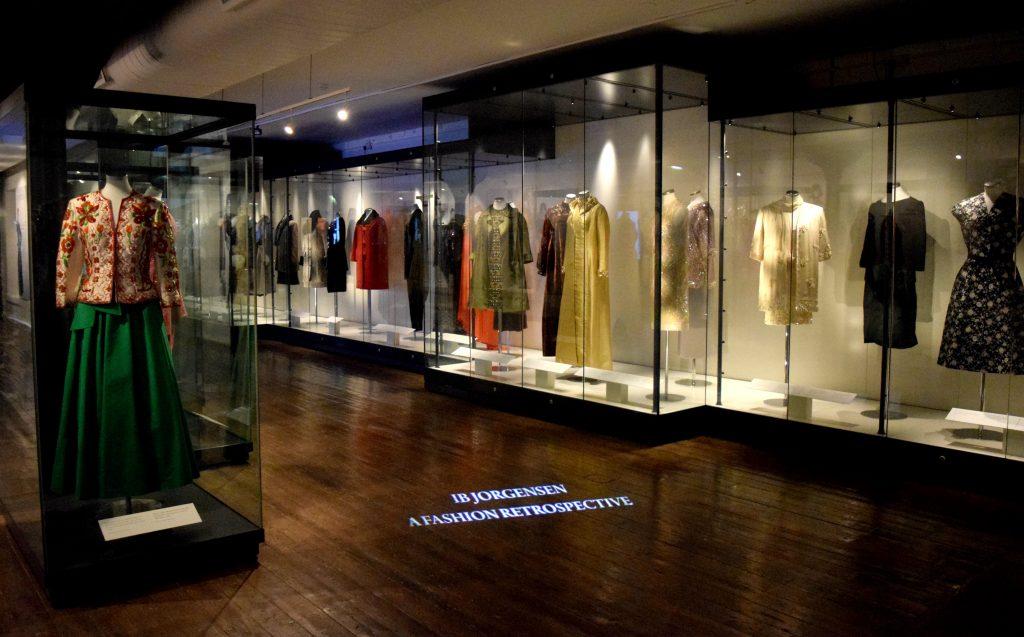 Ib Jorgensen - a Fashion Retrospective Floralesque 1