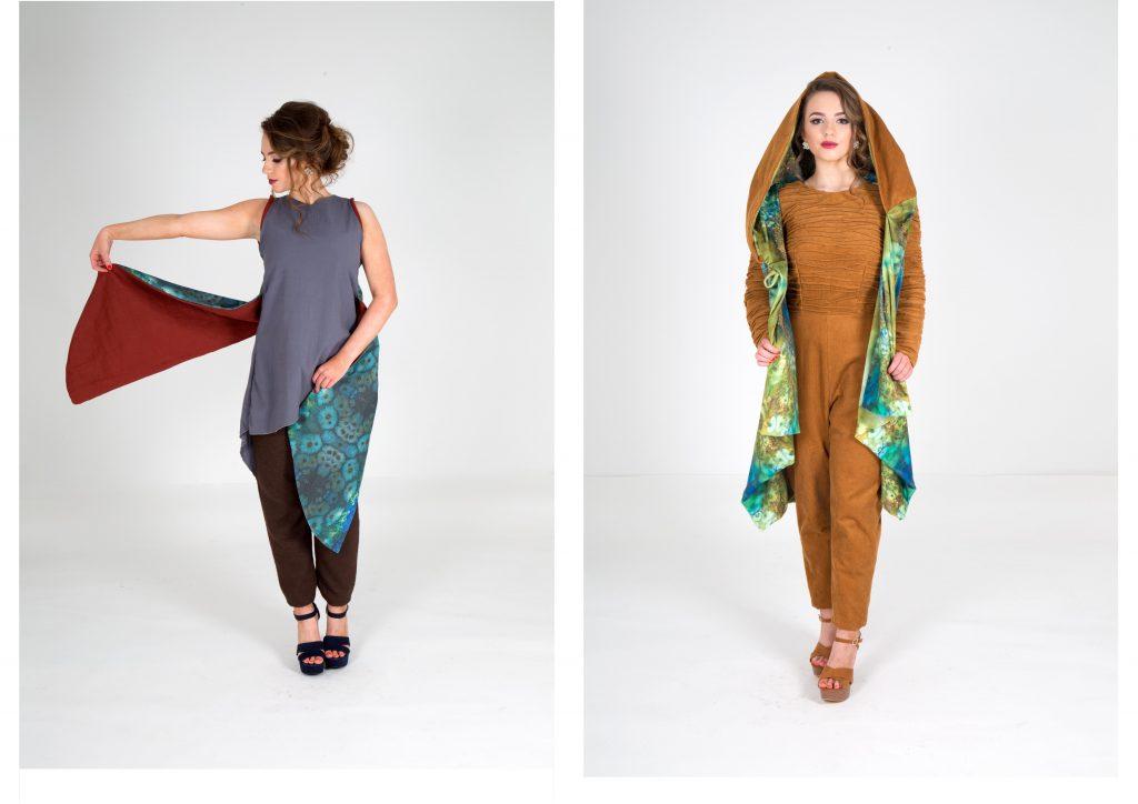 2016 Fashion Graduate Showcase Exhibition Sligo Floralesque Jade Reidy 4