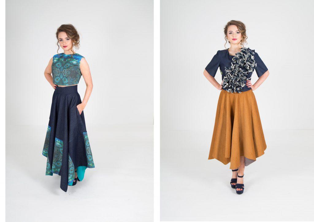 2016 Fashion Graduate Showcase Exhibition Sligo Floralesque Jade Reidy 5
