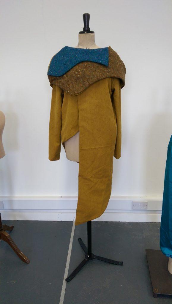 2016 Fashion Graduate Showcase Exhibition Sligo Floralesque Saoirse O Reilly 2