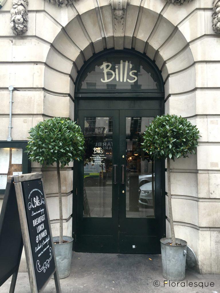 Bills on Baker Street & Ice Cream Floats Floralesque 6
