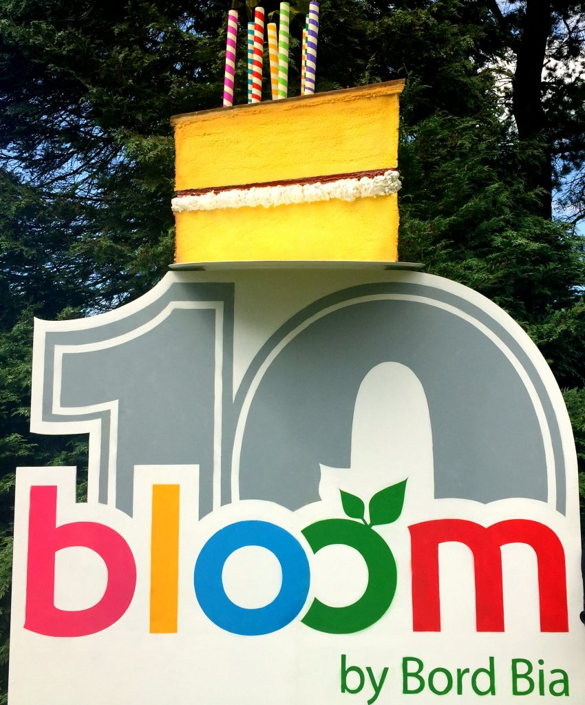 Bloom'in Brilliant - Bloom in the Park 2016 Floralesque 1