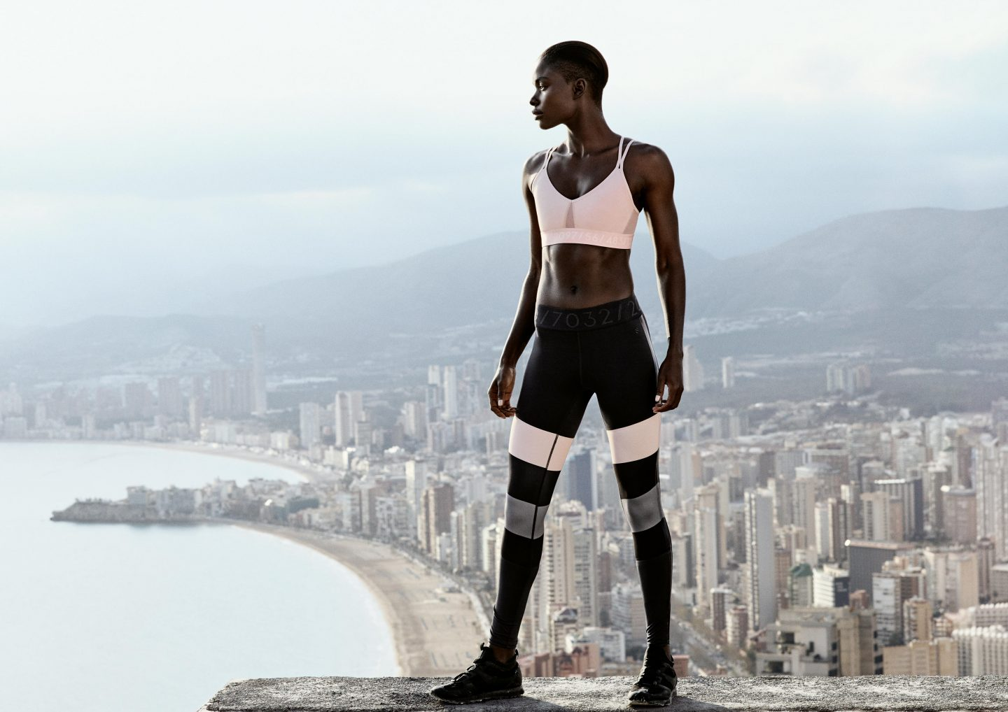 H&M's new collection - tested by Olympicans and super stylish Floralesque 1