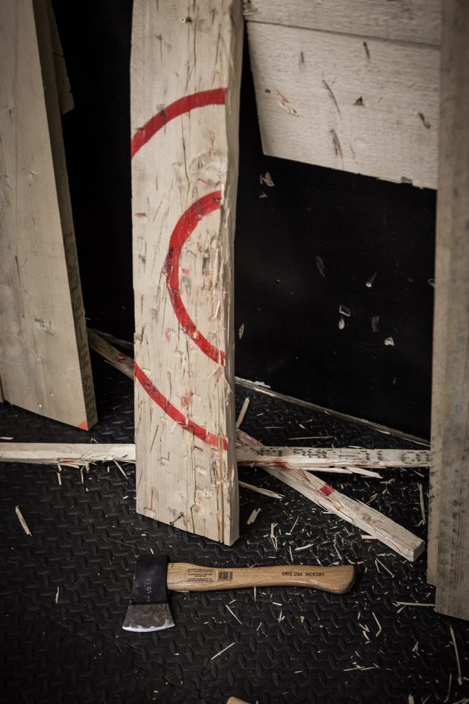 Urban Axe throwing worth the hype Floralesque 3