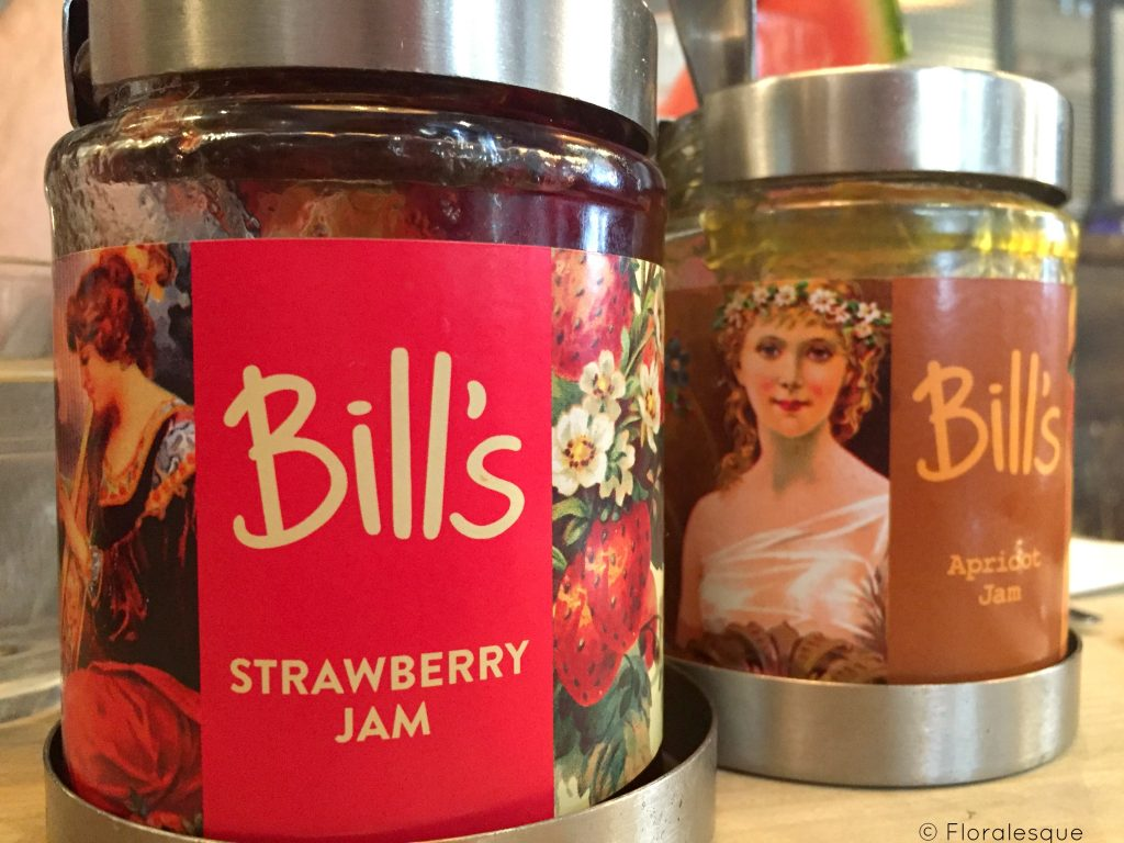 Bills on Baker Street & Ice Cream Floats Floralesque 2