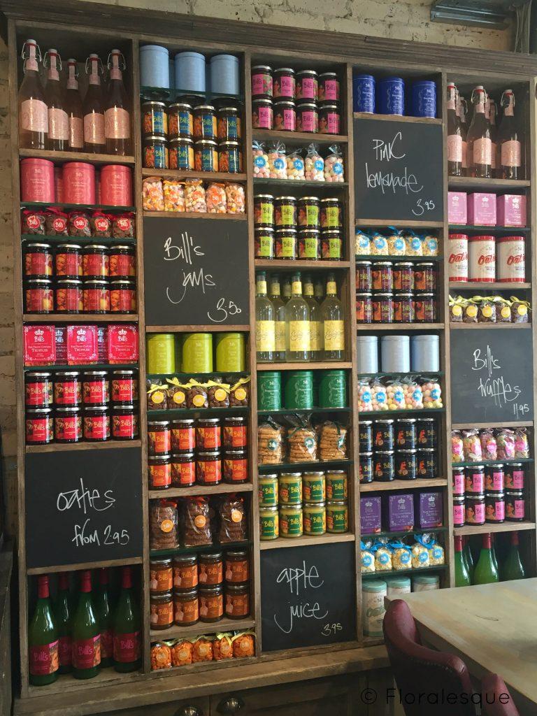 Bills on Baker Straeet & Ice Cream Floats Floralesque 8