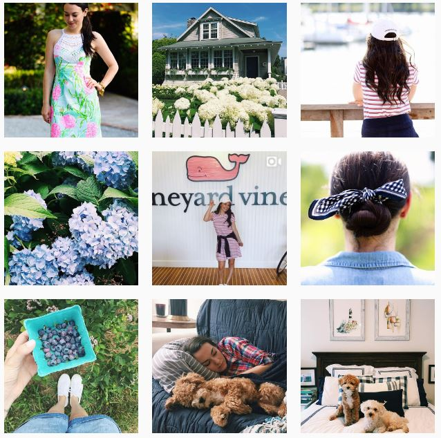 My top 5 Instagram Accounts Floralesque 1