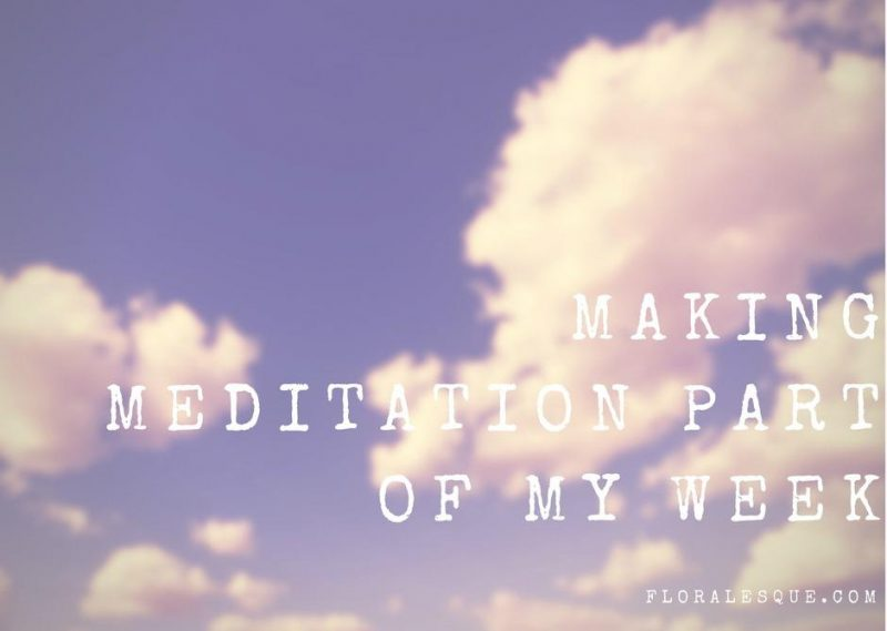 Making meditation part of my week Radisson Blu Hotel and Spa Galway