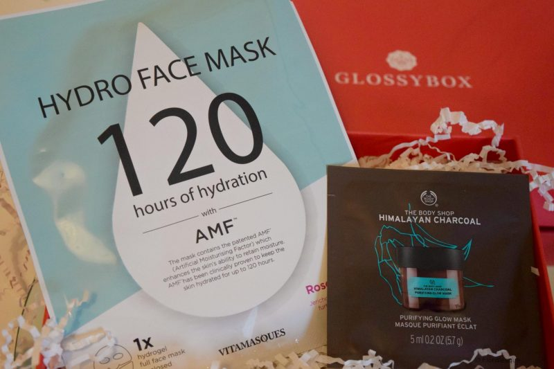 Glossybox Review. September 2016.