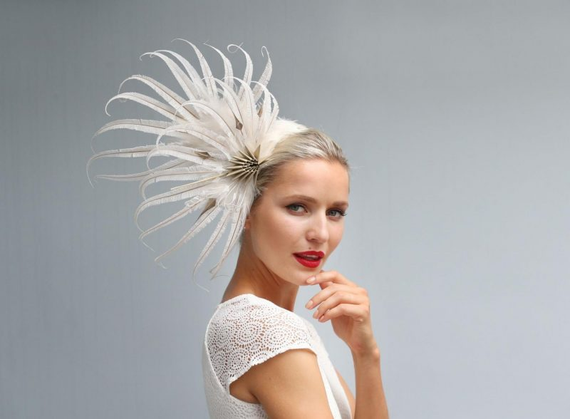 Interview with Irish Milliner Davina Lynch