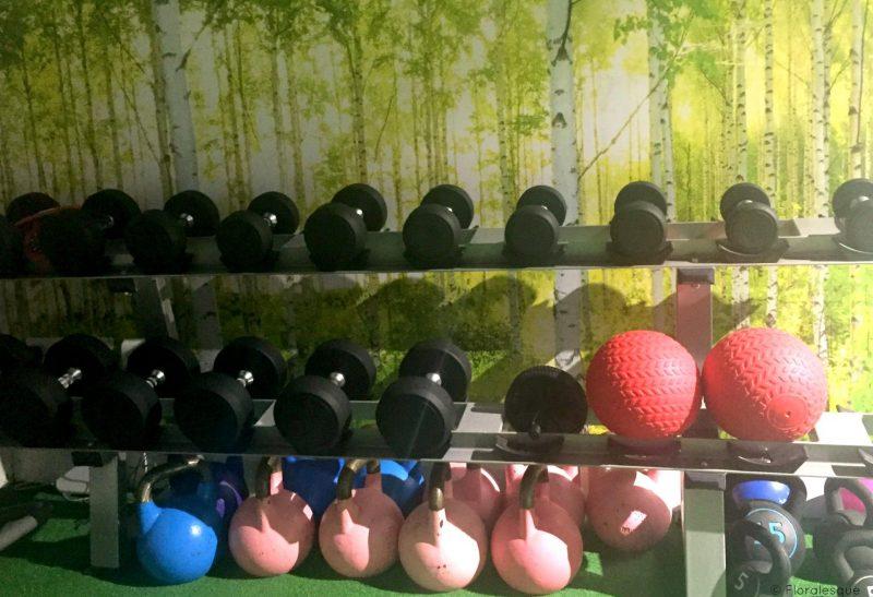 Kettlebells – not just swinging a ball around