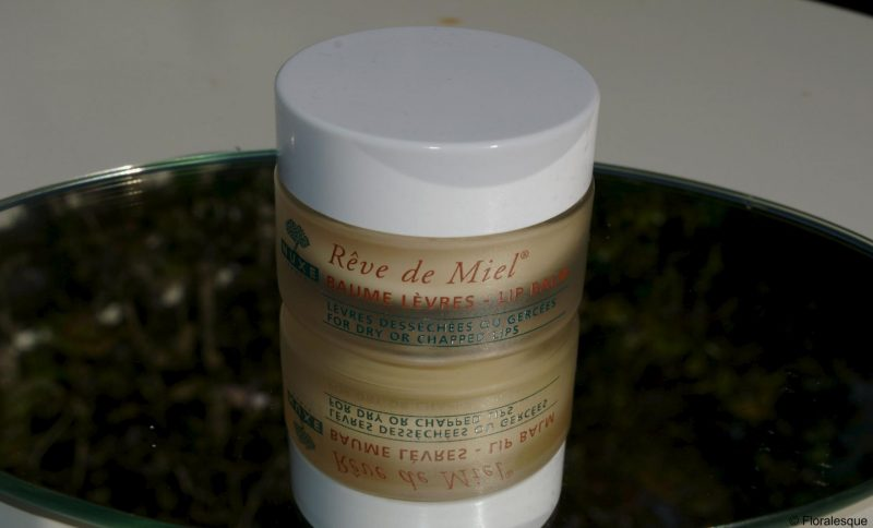 My go to lip balm - Nuxe Reve de Miel Ultra-Nourishing Lip Balm