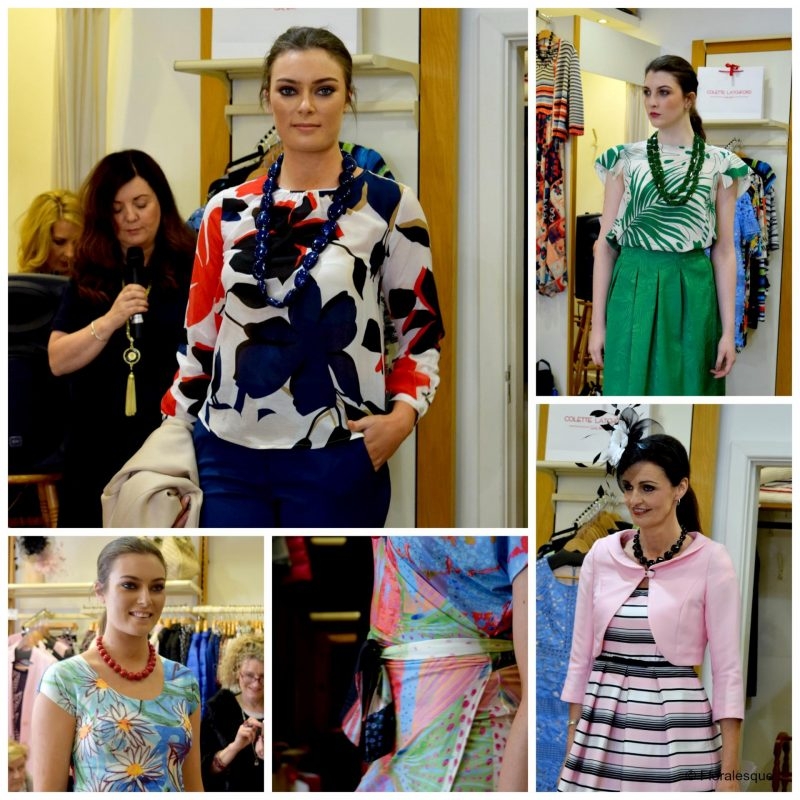 Galway Fashion Trail - Spring Summer 2017 Floralesque